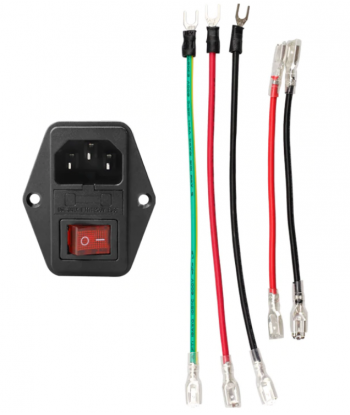 CONNECTOR WITH SWITCH