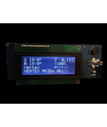 LCD 2004 B / W LDO